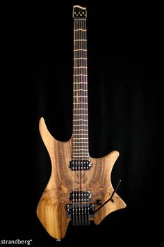 .strandberg8* True Temperament Guitars - #26 Demo