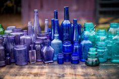 Gorgeous Glass :: Vintage Inspiration