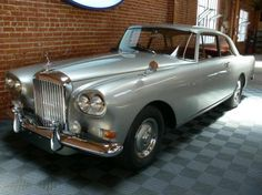 1963 Bentley Continental S3 Mulliner Park Ward