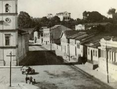 Rua mais antiga