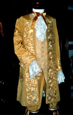 Men's Suit c.1755