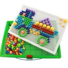 Children Educational Toy/Mushroom Puzzle