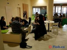 Kavárna kina Metropol ve městě Olomouc