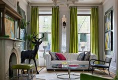Chartreuse is halfway between yellow and green. it's beautiful and fresh color. Don't you think?