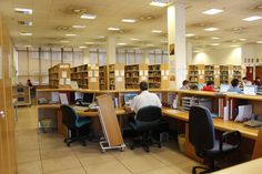 Biblioteca del INEF UPM