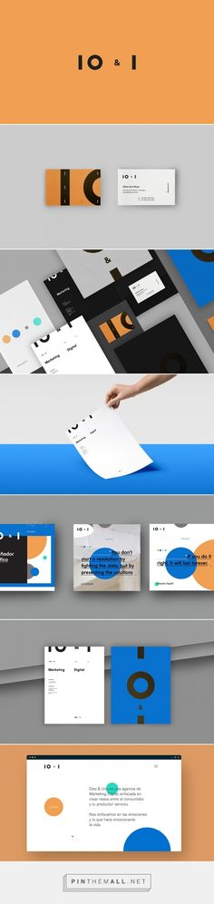 10 & Uno Branding - Mindsparkle Mag... - a grouped images picture - Pin Them All Visual Communication Design, Communication Logo, Brand Identity Design, Corporate Design, Brand Design, Logo Design, Conference Logo, Minimalist Graphic Design, Restaurant Branding