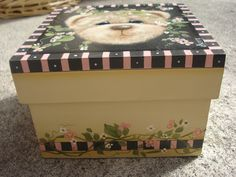 Caja para accesorios