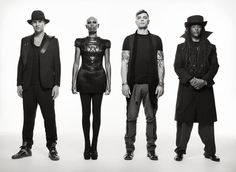 Skunk Anansie Skunk Anansie, Rock News, Florence The Machines, British Rock, Band Photos, Vintage Rock, My Rock, Black Eyed Peas, Eminem