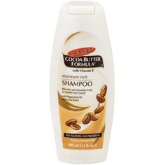 Palmer's Cocoa Butter Formula Moisture Rich Shampoo 13.5 oz $6.29 Visit www.BarberSalon.com One stop shopping for Professional Barber Supplies, Salon Supplies, Hair & Wigs, Professional Product. GUARANTEE LOW PRICES!!! #barbersupply #barbersupplies #salonsupply #salonsupplies #beautysupply #beautysupplies #barber #salon #hair #wig #deals #sales #Palmers #Cocoa #Butter #Formula #Moisture #Rich #Shampoo