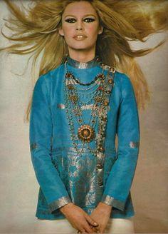 Brigitte Bardot, Vogue Paris