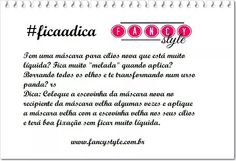 #ficaadica #fancystyle #vemserfancy #comprasonline #importados #mascaraparacilios #rimmel
