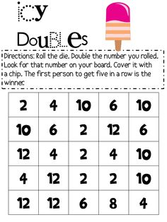 Doubling Games