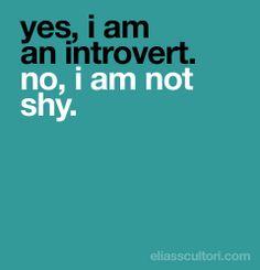 ting at vide, når de daterer en udadvendt introvert