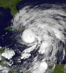 Hurricane Sandy was the deadliest and most destructive tropical cyclone of the 2012 Atlantic hurricane season, as well as the second-costliest hurricane in United States history.