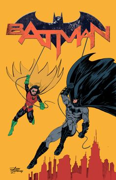 Batman and Robin by Ron Loposky, Kelvis Polanco and Jeremiah Skipper