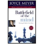 Joyce Meyer nailed it (glory to God of course), but she gives applicable steps to winning this spiritual battle were all in.