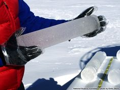 ice-core analysis - Google Search