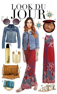 Look Du Jour: Oh, yes, Maxidress!