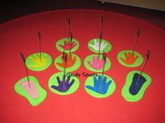Resultado de imagen de prendas realizadas no pre escolar para o pai