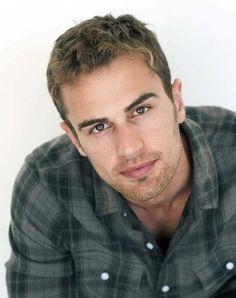 Theo James Pics from the Summer Press Tour. Click for More pics