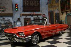 1964 Ford Thunderbird Convertible Oldtimer kaufen-DE