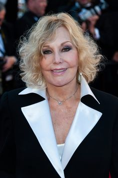 Kim Novak at Cannes Film Festival spring 2013.oh she looks so good for her age.