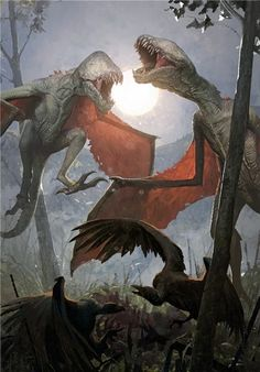 Alien Creatures, Fantasy Creatures, Mythical Creatures, Snake Monster, Monster Art, Witcher Art, The Witcher, Fantasy Dragon, Dragon Art