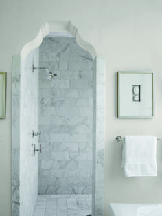 Shower architecture | Michael G. Imber, Architects