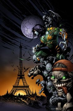 GameSpot Forums - The Toonami Union Board - who is your favorite Comic or Manga artist Comic Book Artists, Comic Book Characters, Comic Character, Comic Books Art, Comic Art, Marvel Dc, Silent Horror, Artistic Visions, Top Cow