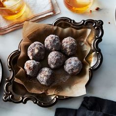 Aunt Jane's Kentucky Bourbon Balls recipe on Food52