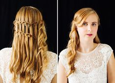 Braids for Your Bridesmaids