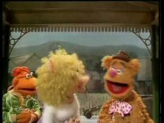 The Rhyming Song - or is it? One of my Muppet favourites.