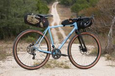 ChUMBA Terlingua Gravel Bike, Steel