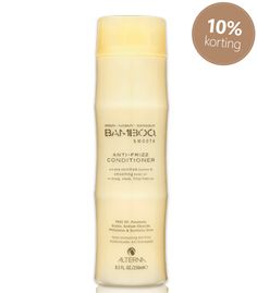 Alterna Bamboo Smooth Anti Frizz Conditioner #Alterna #Bamboo #haarproducten #haarverzorging #kappersbenodigdheden