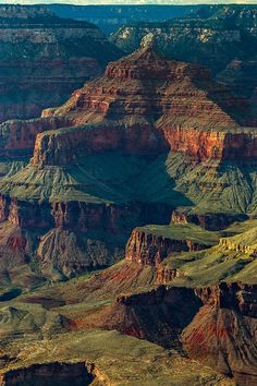 ~~Yavapai Point, Grand Canyon National Park, Arizona by Joan Roca~~ Grand Canyon Arizona, Grand Canyon National Park, Us National Parks, Arizona Usa, Arizona Travel, All Nature, Amazing Nature, Nature Landscape, Photos Voyages