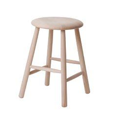 J39 stol, ek såpbehandlad med naturflätning   Stolar
