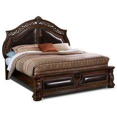Saltonstall Bedroom Queen Bed   Furniture.com i want this