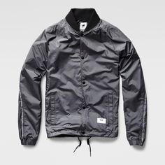 G-Star RAW   Men   Jackets & Coats   Shattor Vest , Black Heather