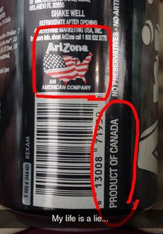 Made In America, Maybe