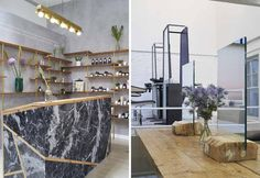 A Soho, ION Studio è uno spazio dall'atmosfera elegante e i dettagli naturali. Un progetto dello studio di architettura WRK