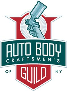 This logo is retro with an oldie twist. The border creates the retro and old style. The hand catches your eye and then it travels down the design. The colors also match the Americans love for their old cars.