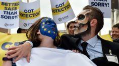 Demostracja przeciwko pestycydom - ale Europie grożą nie tylko chemikalia