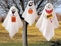 Déco Halloween pour les espaces outdoor amusante pour les enfants