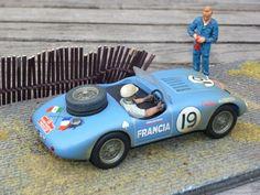 1/32 Gordini panamericana '52 - SlotForum