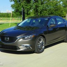Review: 2016 Mazda 6 – Galería de Imágenes – #Mazda6 #Mazda | GeeksRoom