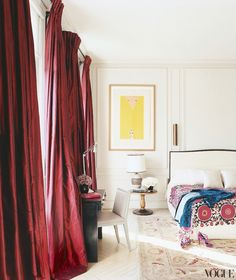 Is the Emperor Drunk on Pantone's Marsala or What? - laurel home | L Wren Scott
