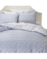 Simply Shabby Chic Batik Indigo Blue Floral Twin Duvet Cover Set ~ New with Tag 754235369134 Shabby Chic Bedrooms, Shabby Chic Homes, Shabby Chic Furniture, Shabby Chic Decor, Duvet Sets, Duvet Cover Sets, Pottery Barn, Shabby Chic Zimmer, Ikea