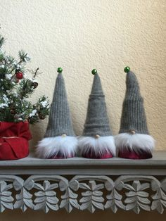 A personal favorite from my Etsy shop https://www.etsy.com/listing/470079198/nordic-gnomes-swedish-tomte-nisse