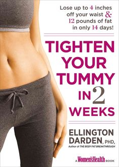 The proof is in the pictures: women with visibly tighter tummies after 2 weeks and total-body transformations just 6 to 12 weeks later. Some 40 women tested the diet and exercise program in Tighten Yo