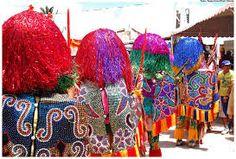 Carnival in Olinda, Pernambuco